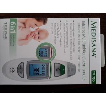 Termometr bezdotykowy Medisana TM 750 6 in 1