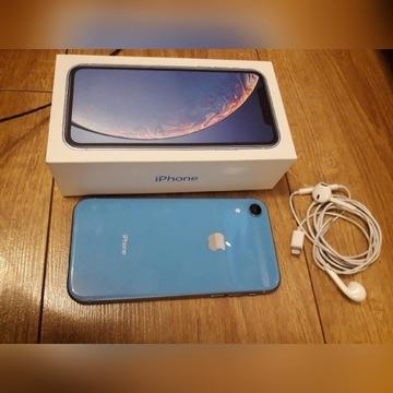 iPhone XR, blue
