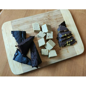 PREZENT Zestaw L słodyczy bez cukru keto