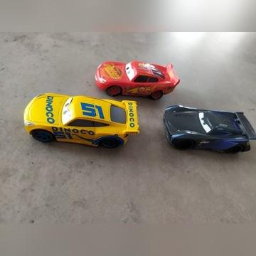 """Zygzak McQueen i dwa inne auta - ,,Auta 3"""""""