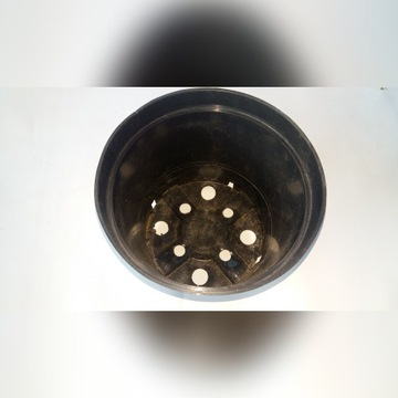 OKAZJA ! 5l doniczka produkcyjna 85szt, 0,70gr/szt