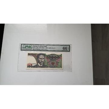 10000 złotych 1988 PMG 66 EPQ