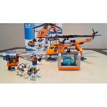Lego City 60034 - Helikopter Arktyczny