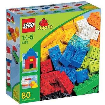 LEGO 6176 Duplo Podstawowe klocki - Deluxe. GRATIS