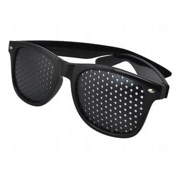 Okulary ajurwerdyjskie leczące wzrok