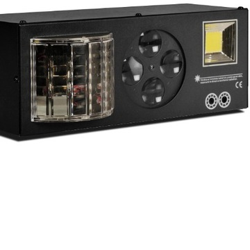 Fractal LED BOX PARTY - Derby + Strobo + Laser +