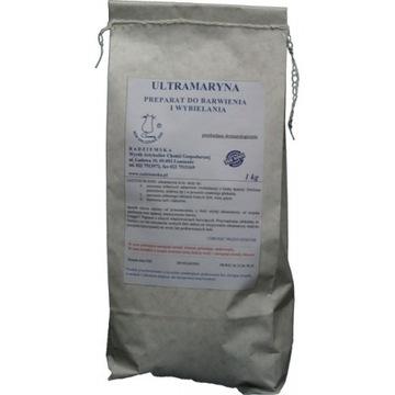 Ultramaryna 1 kg * POLSKI PRODUKT * Farbka Pigment