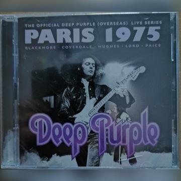 Płyta CD Deep Purple Paris 1975