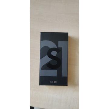 Smartfon Samsung Galaxy S21 8/128 GB szary