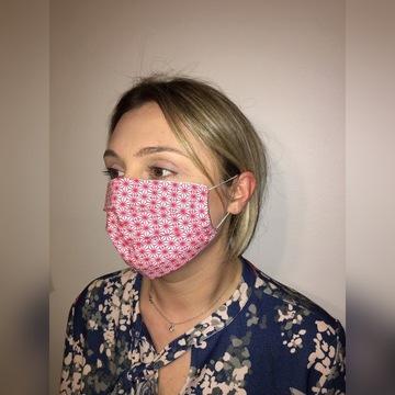 Maska maseczki Streetwear - 5 szt w zestawie
