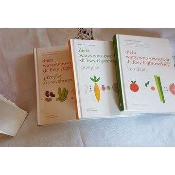 Dieta warzywno - owocowa dr. Ewy Dąbrowskiej