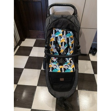 Wózek Baby Jogger City Mini gt Charcoal
