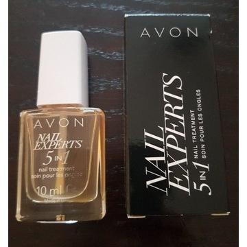 Avon Nail Experts kuracja 5w1 do paznokci Biovite