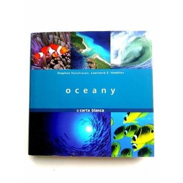 """Książka """"Oceany"""""""