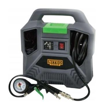 Kompresor bezolejowy walizka Niteo Tools NE0613