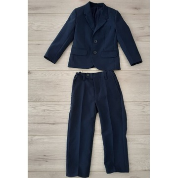 Garnitur spodnie marynarka 104
