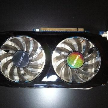 Karta graficzna Gigabyte GTX460SE 1GB