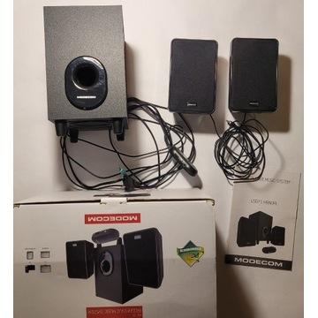 Zestaw głośników 2.1 Modecom MC-S1