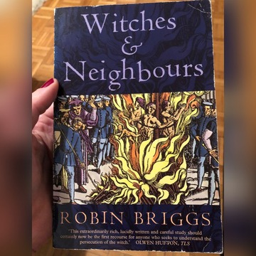 Robin Briggs - witches and neighbours