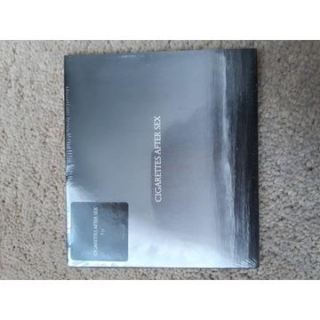 Cigarettes after sex Cry płyta cd