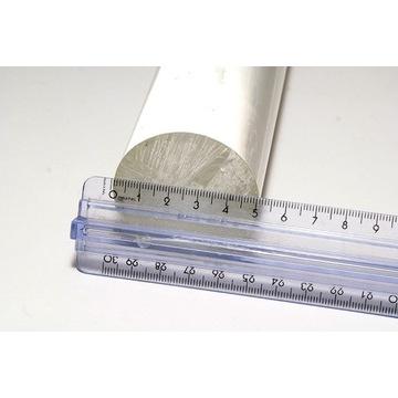 wałek plexi 50mm, długość 51 cm