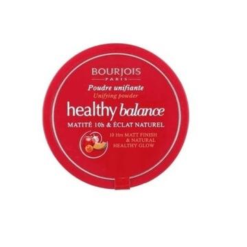 Bourjois Healthy Balance Powder Rozświetlający 53