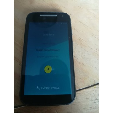 Motorola Moto E 4GB XT1524