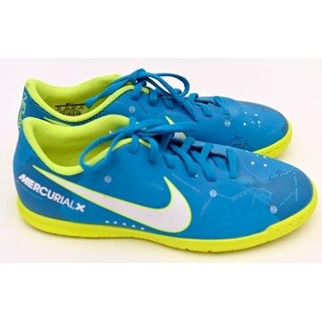 Nike NEYMAR Mercurial X rozmiar 38,5; 24 cm