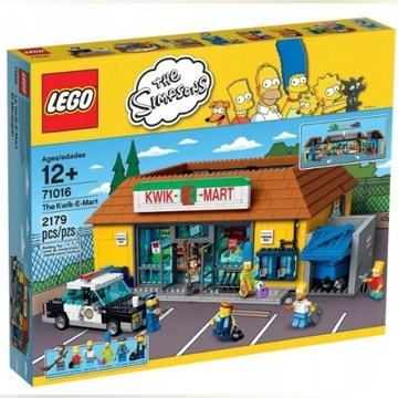 LEGO 71016 KWIK-E-MART SIMPSONS