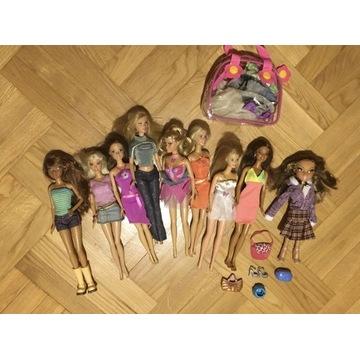 Lalka Barbie zabawki