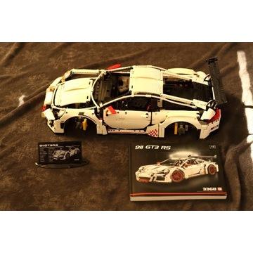 Technic Decool - Porshe 911 GT3 RS