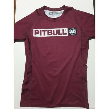 Koszulka RashGuard PitBull M