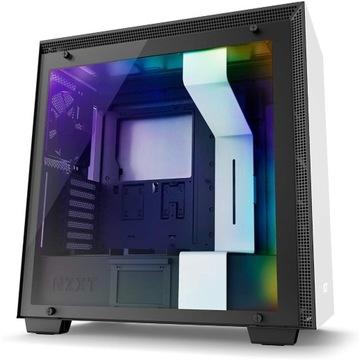 Obudowa NZXT H700i LED ATX MicroATX Mini-ITX EATX