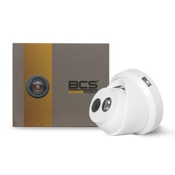Kamera IP BCS-P-2121R3M-II 2Mpx 2,8mm kopułka BCS