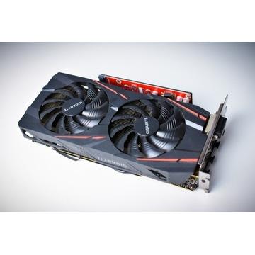 KARTA Gigabyte Radeon RX 570 GAMING 4GB GDDR5