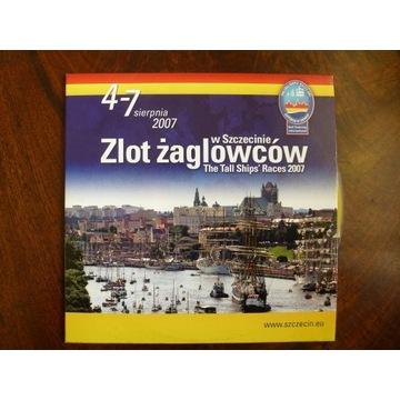 DVD Zlot Żaglowców  Szczecin 2007