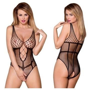 Obsessive seksowne Body z otwartym krokiem S/M/L