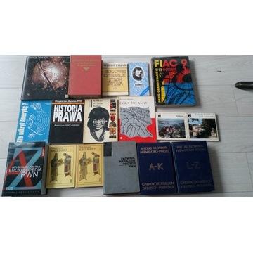 43 książki - różne - 27,3 Kg
