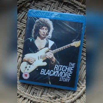 The Ritchie Blackmore story Bluray Deep Purple