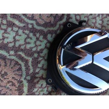 Zamek tylnej klapy Polo 6R emblemat 6R6827469