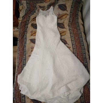 Suknia ślubna nowa licytacja