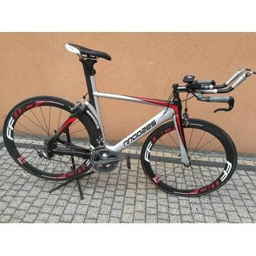 Rower triathlonowy TT czas Moozes Sirroco Dura-Ace