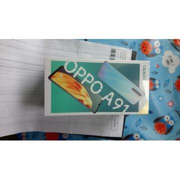 Nowy telefon OPPO A91