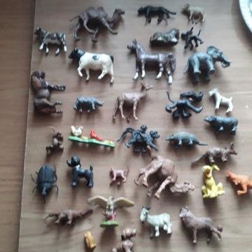 Figurki Zwierzęta Różne
