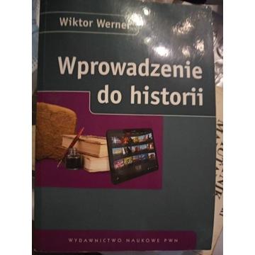 Wprowadzenie do historii, Wiktor Werner