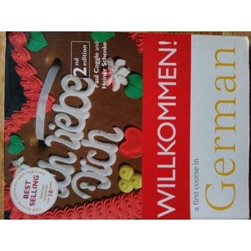 Willkommen - a first course in German