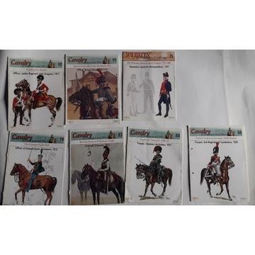 35 Magazynów - Cavalry Of Napoleonic Wars Magazine