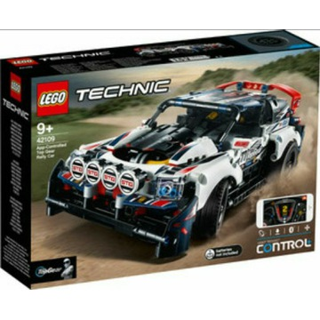 LEGO 42109 Technic - Auto wyścigowe Top Gear