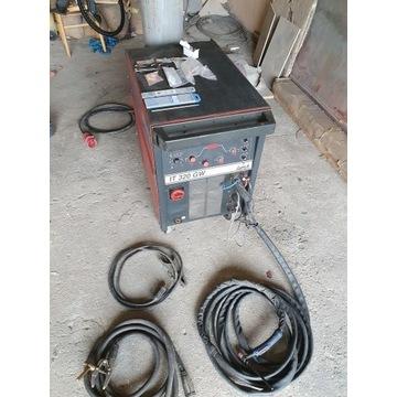 TIG ACDC Lorch IT-320 GW + osprzęt