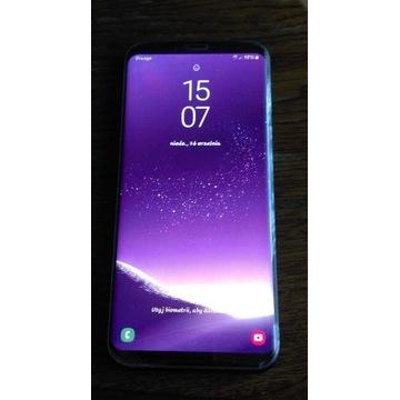 Samsung Galaxy s8+ stan idealny